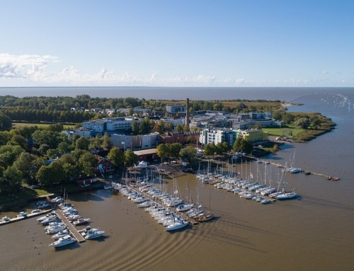 Parnu (Pärnu) – Estonya'nın Yazlık Başkenti