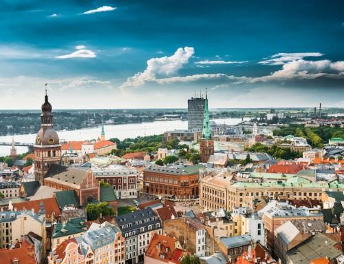 Riga – Art Nouveau Başkenti