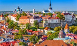 Tallinn – Bir Orta Çağ Diyarı