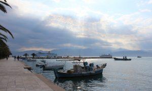 Efsanevi Mora Yarımadası; Nafplion