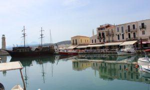 Mübadelenin ardından; Resmo (Rethymnon)
