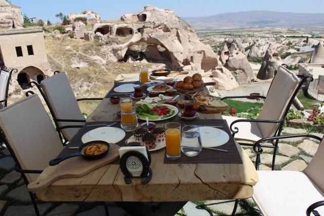 millstone-cave-suiteste-kahvalti