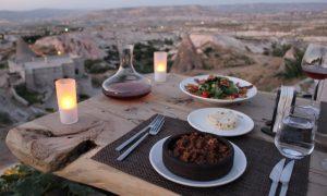 Kapadokya restoranları