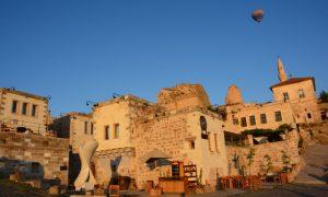 Millstone Cave Suites – Kapadokya Uçhisar Otel Önerisi