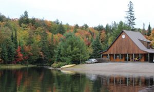 Ontario Eyalet Parkları: Algonquin