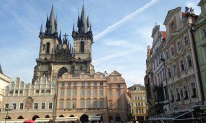 Orta Avrupa'da bir masal şehri Prag