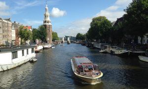 Amsterdam – Kanallar Şehri