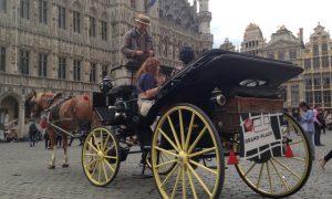 Brüksel – Belçika ve Avrupa Birliği başkenti