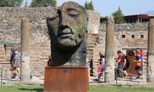 Bir felaketin ardından; Pompeii