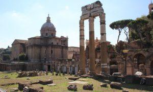 Adını İmparatorluklara Vermiş Bir Kent; Roma