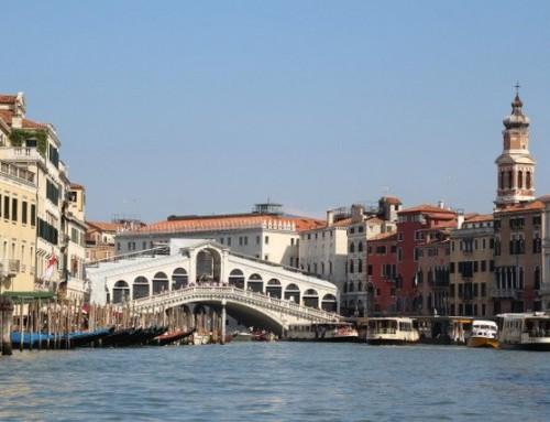 Venedik – Kanallar ve Festivaller Şehri