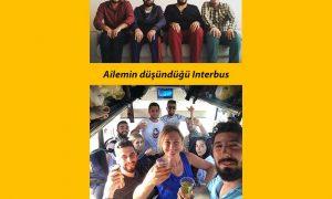 Genç gezginler için Avrupa turu – İnterbus