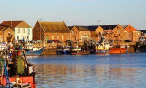 Howth – Balıkçı Kasabası