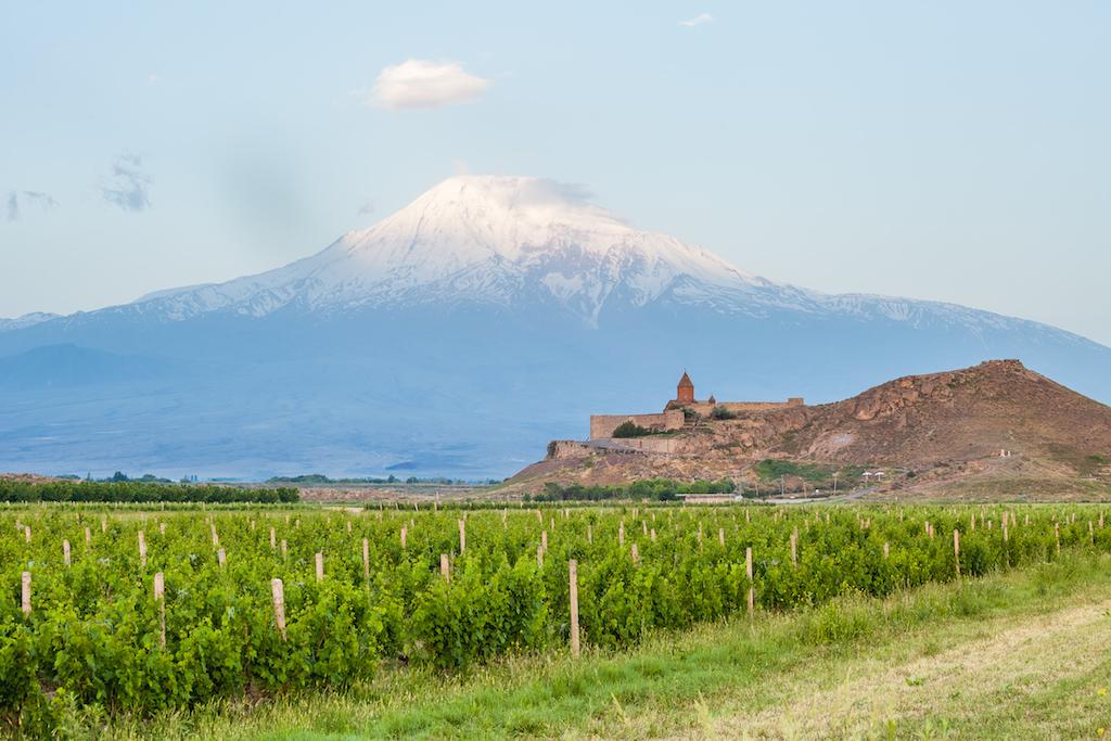 Ararat (Ağrı) Dağı