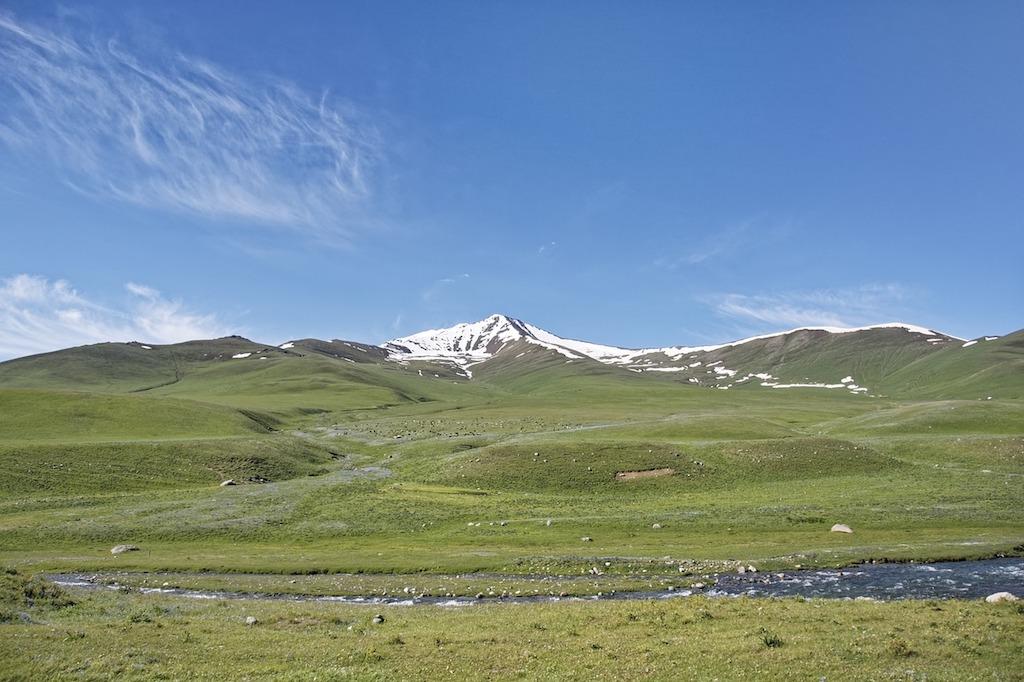 Kırgızistan - Suusamyr Vadisi