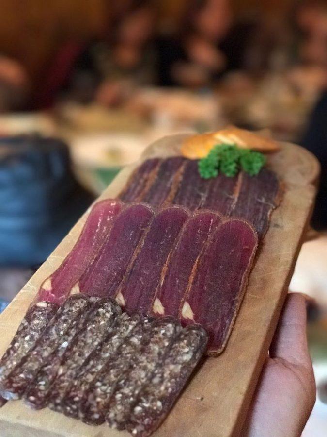 Erivan restoranları