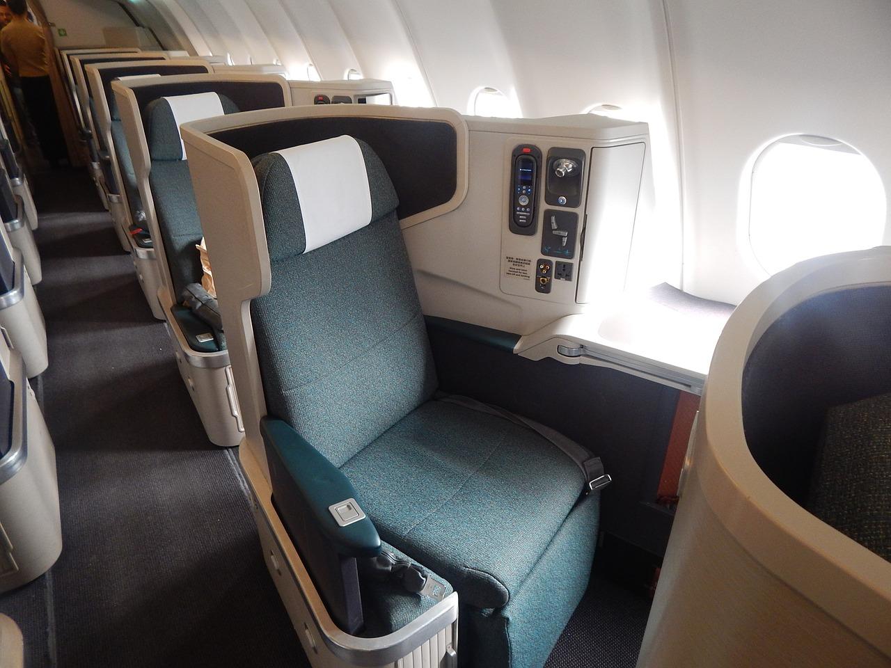 Üst Sınıf Yolculuk Tecrübesi - Business Class Uçuş