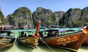 Cennetten bir köşe – Phi Phi adaları