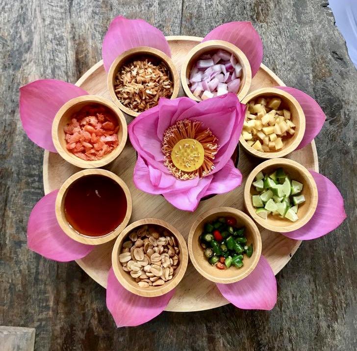 Tayland mutfağı - Tay yemekleri