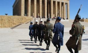 Bir kurtuluş mücadelesi hatırası; Ankara