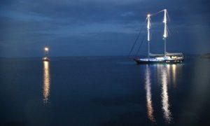 Bodrum'da tekne konaklamalı dalış
