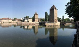 Ren Nehri Kıyısında Romantizm: Strazburg (Strasbourg)
