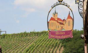 Riquewihr & Alsas-Loren Bölgesi