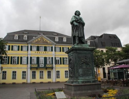 Bonn – Ren Nehri'nin iki yakasında