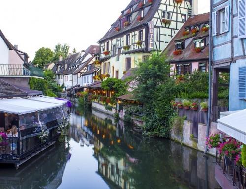 Colmar & Alsas-Loren Bölgesi