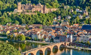 Heidelberg – Almanya'nın Romantik Şehri