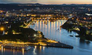 Koblenz – Ren & Mosel Nehri Arasında