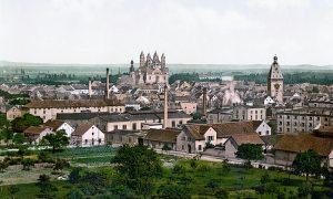 Speyer – Ren Nehri kıyısında antik kent