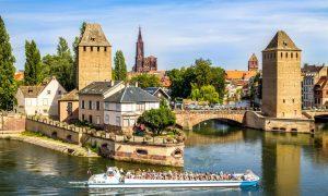 Strazburg (Strasbourg) & Alsas-Loren