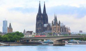 Almanya'nın Kolonya Cenneti: Köln (Cologne)