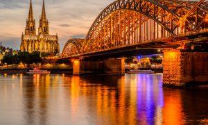 Köln (Cologne) – Kolonya Cenneti