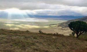 Dünyanın En Büyük Krateri – Ngorongoro