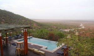 Namibya Etosha Ulusal Parkı'nda Otel Önerisi; Dolomite Resort