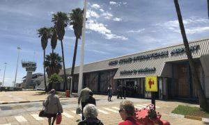 Namibya'nın başkenti Windhoek