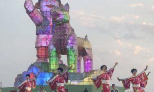 Dünyanın en renkli festivalleri: Tayvan Fener Festivali