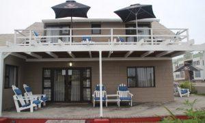 Namibya Swakopmund'da Otel Önerisi; Swakopmund Sands Hotel