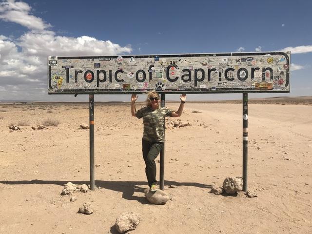 Tropic of Capricorn | Küçük Dünya - Gezi Rehberi