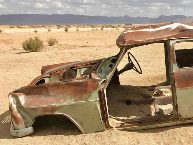 Namib Çölü - Solitaire | Küçük Dünya - Gezi Rehberi