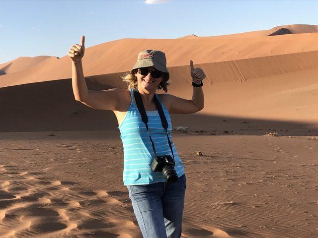 Namib Çölü - Sossusvlei | Küçük Dünya - Gezi Rehberi