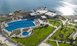 Kıbrıs Girne'de Otel Önerisi; Lord's Palace (Hotel / Spa / Casino)