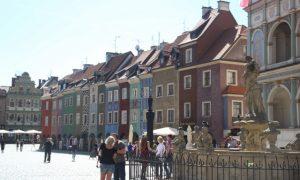 Özgürlük Şairi Adam Mickiewicz'in İzinde: Poznań