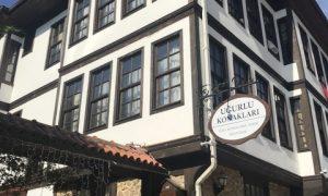Kastamonu'da Otel Önerisi; Uğurlu Konakları