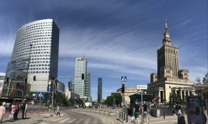 Varşova (Warsaw) – Zümrüdü Anka Misali