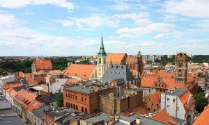 Torun (Toruń) – Kopernik'in şehri
