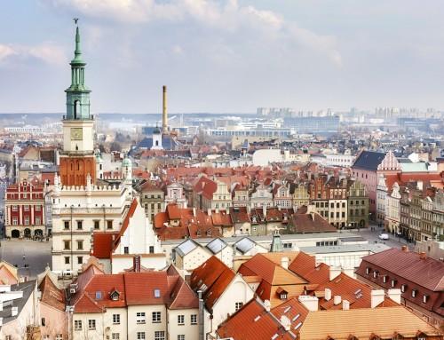 Poznan (Poznań) & Adam Mickiewicz