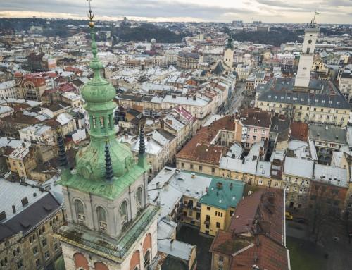 Lviv – Tarih & Hızlı Gece Hayatı İç İçe